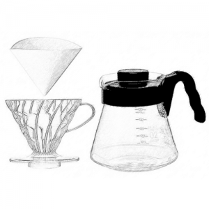1-Pour over - filter